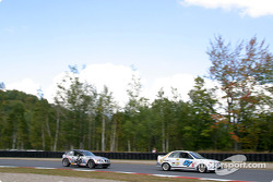 Baglieracing Mazda Protegé and Villaconn International BMW Z3
