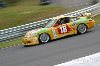 Team Turbo Performance Porsche GT3 Cup