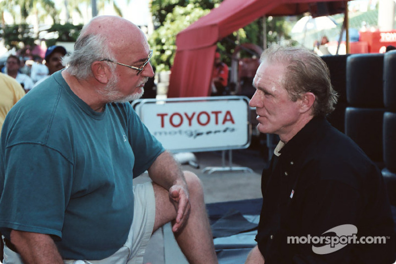 Gordon Kirby and Daly