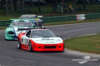 Peter Cunningham leads second-quick John Young in practice