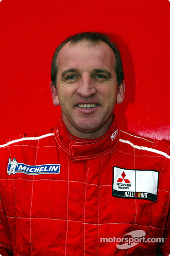 François Delecour co-driver Dominique Savignoni