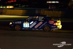 Peters Motorsport Subaru WRX Sti
