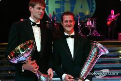 Marcus Gronholm, Michael Schumacher