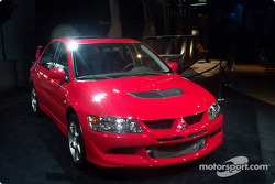 North American Mitsubishi Lancer Evolution