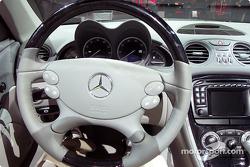 SLK steering wheel