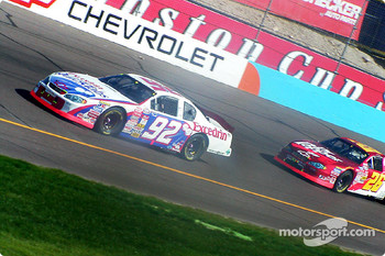 Todd Bodine and Ron Hornaday