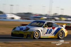 #10 MAC Racing Porsche GT3 RS: David Terrien, Didier Moinel Delalande, Marco Saviozzi, Gianluca de Lorenzi