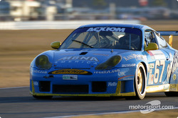 #67 The Racers Group Porsche GT3 RS: Andrew Davis, Robert Julien, Dave Lacey, Tom Nastasi