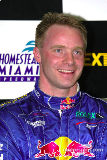 Pole winner David Donohue