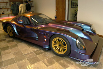 Street version of the Panoz American Le Mans Series car
