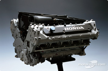 The Honda RA003E engine