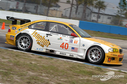#40 Alegra Motorsports BMW M3: Boris Said, Carlos de Quesada, Catesby Jones