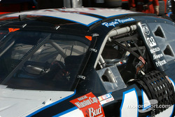Race winner Ryan Newman arrives on victory lane