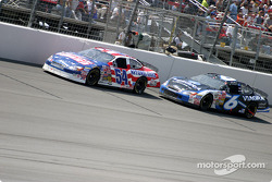 Todd Bodine and Mark Martin