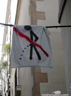 Seen in Barri Gotic