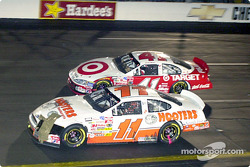 Brett Bodine and Casey Mears