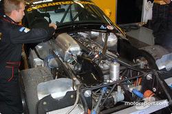 TVR 6-cylinder engine