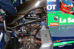 Peugeot V6 turbo engine