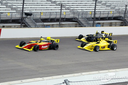 Ed Carpenter, Mark Taylor and Jeff Simmons