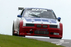 The Marcus Motorsports #69 BMW M3 earned the team its first GT class win at the Barber 250 at The Park