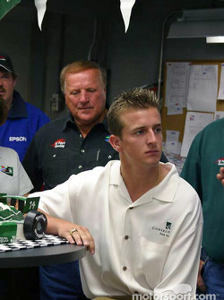 A.J. Foyt IV celebrates 19th birthday with A.J. Foyt, family and friends