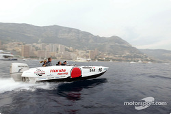 BAR Honda powerboat
