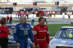 Bobby Hamilton and Robert Pressley