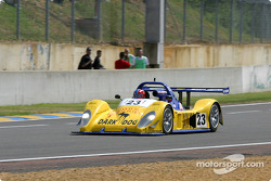 #23 Team Bucknum Racing Pilbeam-JPX: Jeff Bucknum, Bryan Willman, Chris McMurry