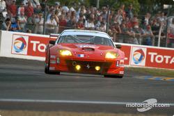 #99 XL Racing Ferrari 550 Maranello: Ange Barde, Michel Ferte, Guillaume Lesoudier