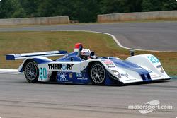#20 Dyson Racing Team Lola EX257/AER MG: Chris Dyson, Andy Wallace