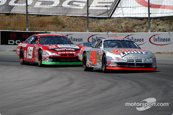 Sterling Marlin and Jeremy Mayfield