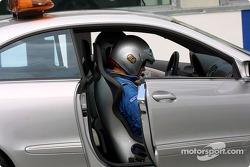 FIA safety team