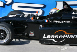 Pace laps: Nelson Philippe