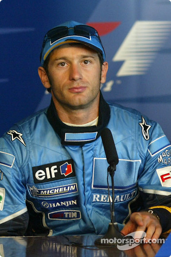 Press conference: Jarno Trulli