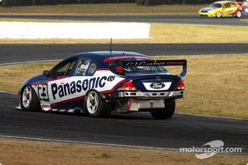 Mark Noske minus the rear bumper