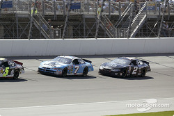 Jimmy Spencer and Rusty Wallace