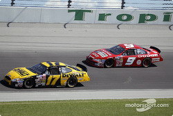 Matt Kenseth and Bill Elliott