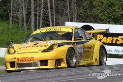 #60 P.K. Sport Porsche 911 GT3 RS: Robin Liddell, Vic Rice
