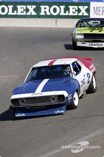 #2 1969 Boss 302 Mustang