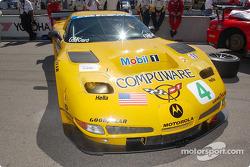 #4 Corvette Racing Chevrolet Corvette C5-R