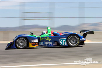 #37 Intersport Racing Lola EX257/AER: Jon Field, Duncan Dayton