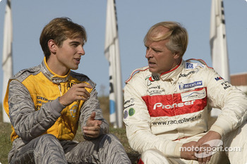 Jeroen and Michael Bleekemolen
