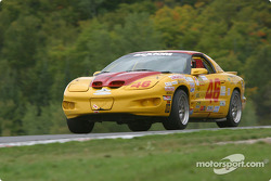 #46 Michael Baughman Racing Firebird: Frank DelVecchio, Michael Baughman