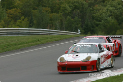 #83 Rennwerks Motorsports Porsche GT3 RS: Johannes Van Overbeek, Seth Neiman, Lonnie Pechnik, and #33 Scuderia Ferrari of Washington Ferrari 360GT: Cort Wagner, Brent Martini
