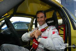 Bye Bye Lupo Cup charity race: Emanuele Pirro