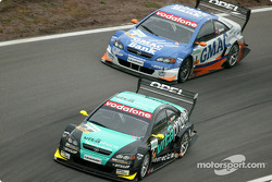 Manuel Reuter and Alain Menu
