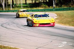#19 ACP Motorsports Camaro: Owen Trinkler, Mark Shaffer