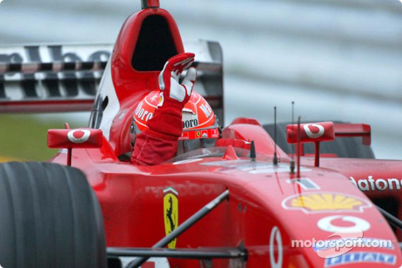 2003: Michael Schumacher (Ferrari)