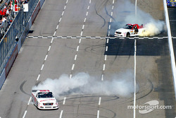 Double donuts by Jon Wood and Carl Edwards