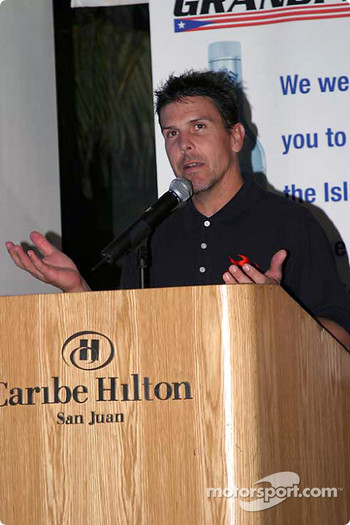 Puerto Rico Grand Prix Press conference: Scott Pruett